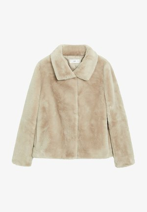 CAMPBELL - Winter jacket - ecru