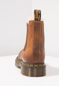 Dr. Martens - 2976 LEONORE - Classic ankle boots - butterscotch orleans - 5
