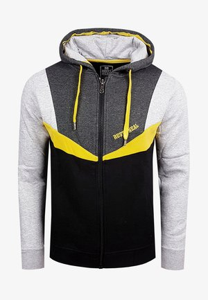 Zip-up hoodie - anthrazit