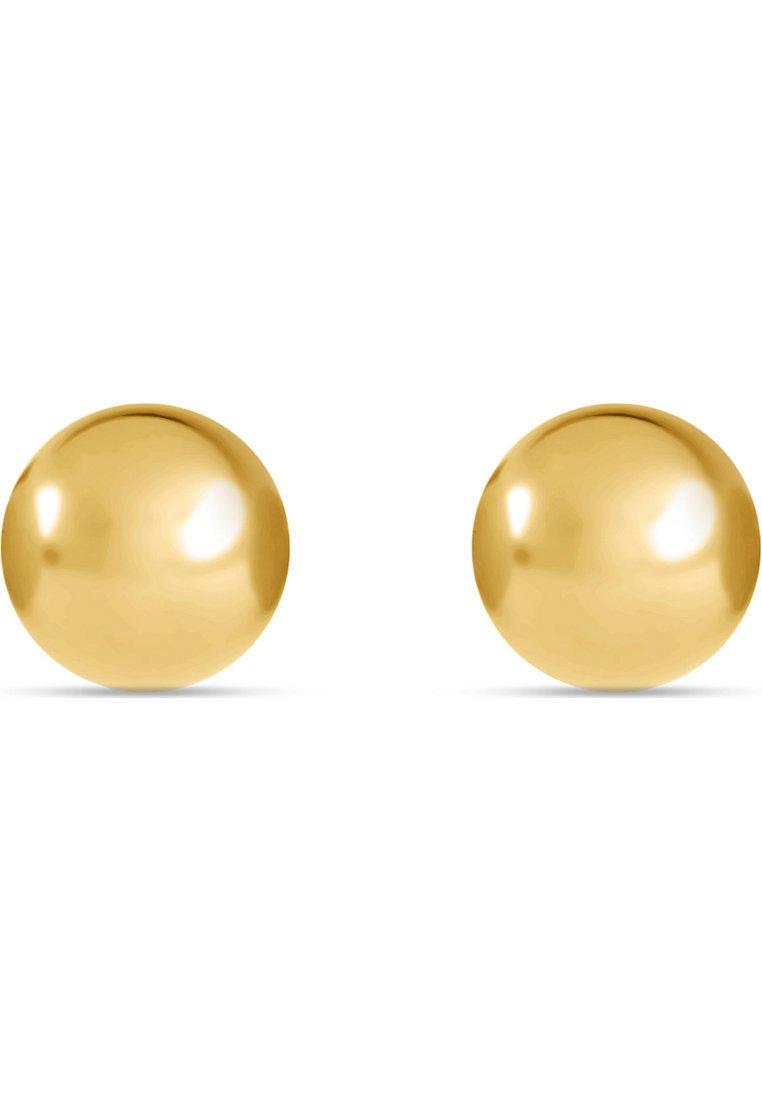 FAVS - FAVS. DAMEN-OHRSTECKER 375ER GELBGOLD - Ohrringe - gelbgold