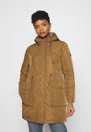 REBECA - Winter coat - moka