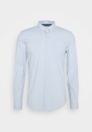 YARN DYED POPLIN - Skjorta - light blue