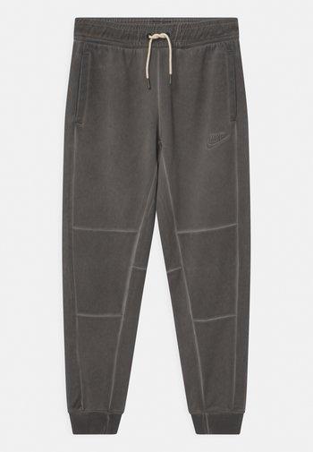 WASH - Pantalones deportivos - dark grey