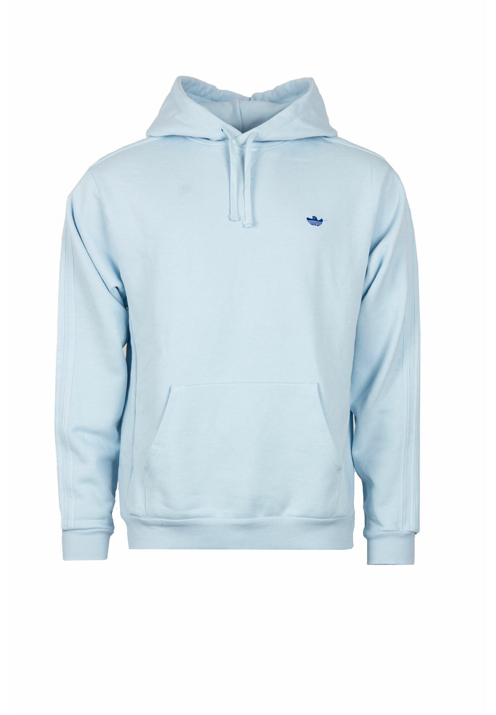 adidas Originals Kapuzenpullover ice blue royal blue
