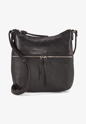 HELINA - Across body bag - snake black