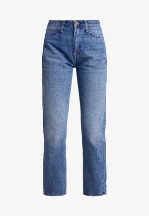 CAROL - Jeans straight leg - light stone