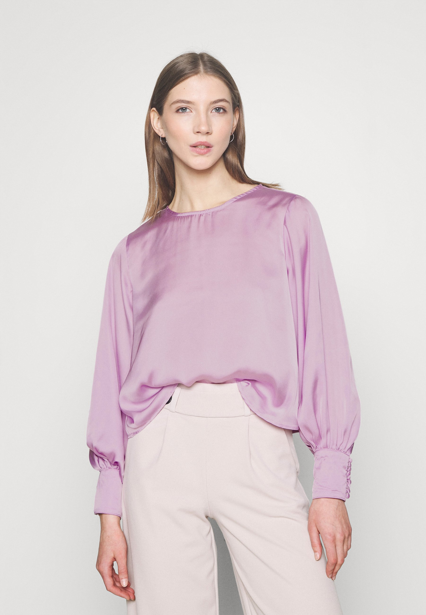 Women ONLRUBY LIFE BLOUSE - Long sleeved top