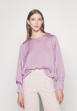 ONLRUBY LIFE BLOUSE - Long sleeved top - orchid bouquet