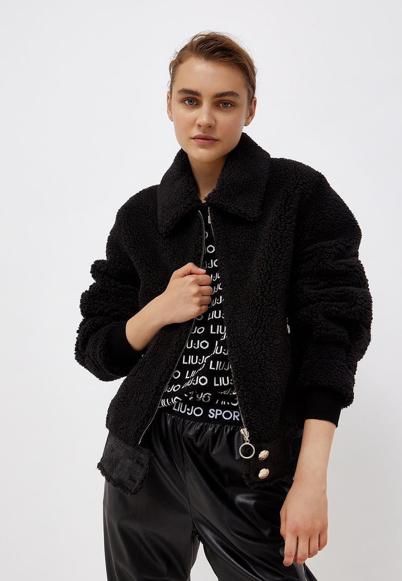 Liu Jo Jeans - Light jacket - black