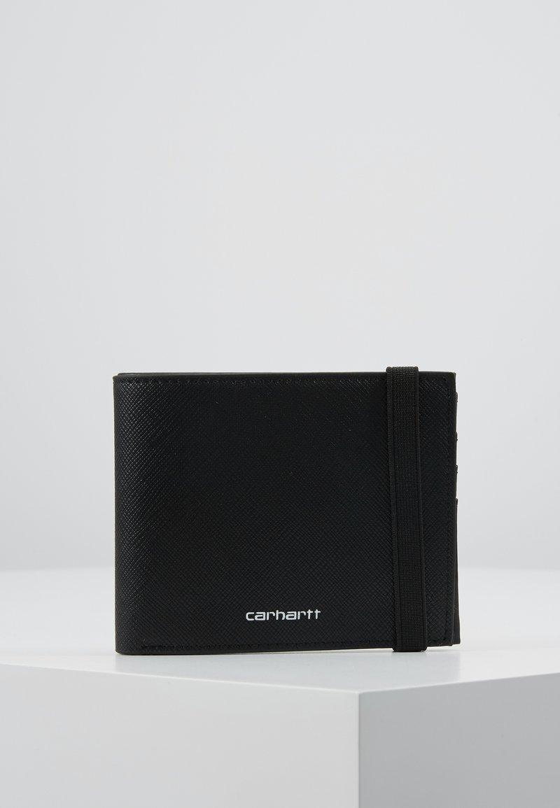 Carhartt WIP - COATED BILLFOLD WALLET - Peněženka - black