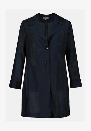 Short coat - midnight blue
