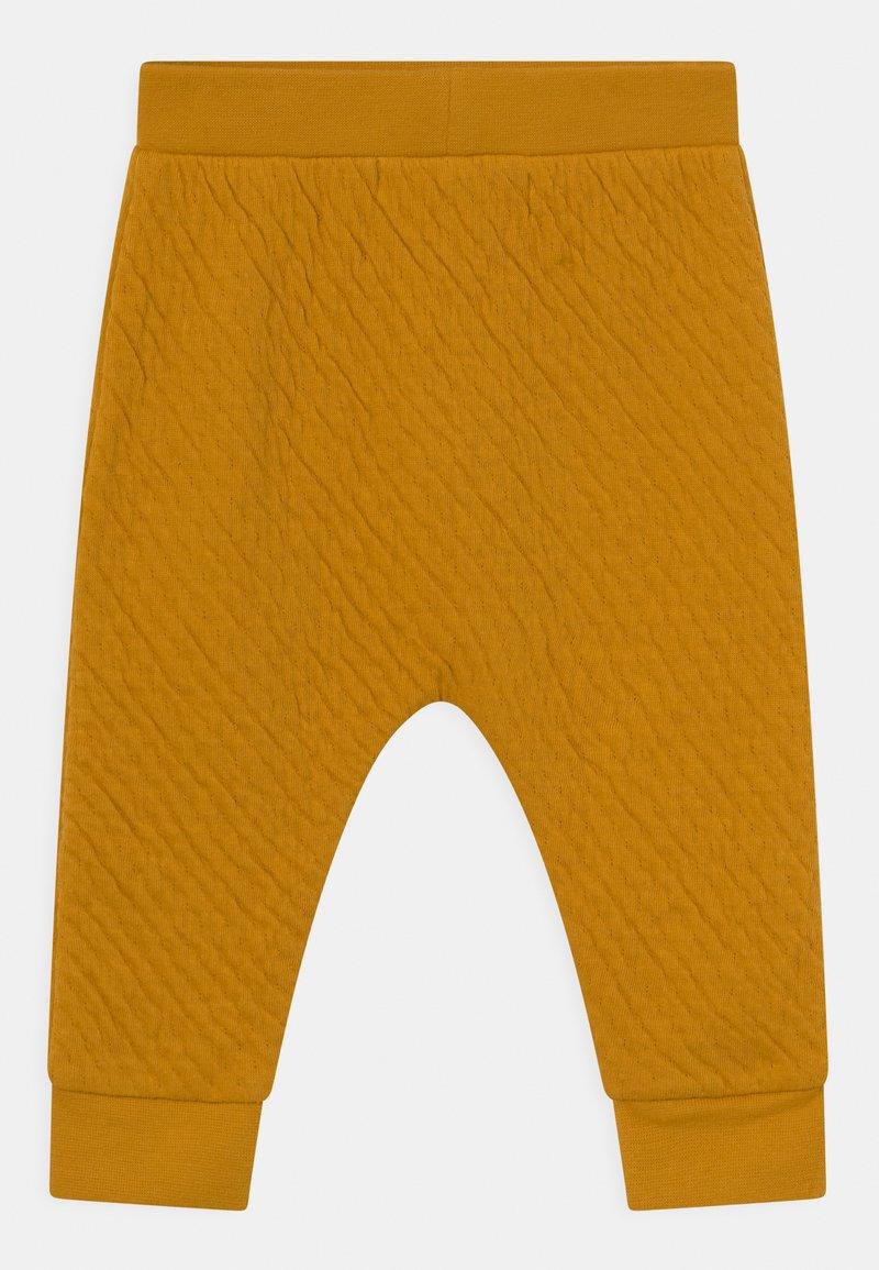 Sense Organics - NALU BABY UNISEX - Trousers - mustard