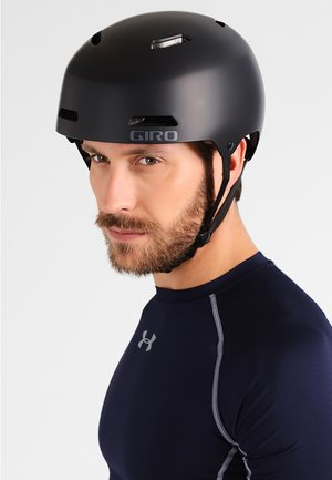 QUARTER UNISEX - Casco - matte black