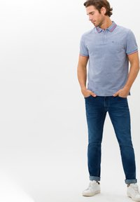 BRAX - STYLE PADDY - Polo shirt - blau - 1