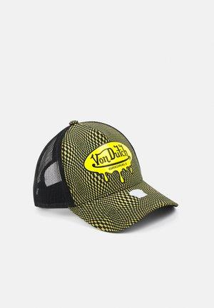 TRUCKER MELTING LOGO UNISEX - Cap - gold-coloured/black