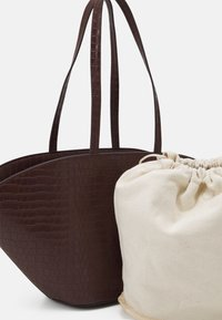 Who What Wear - KORY SET - Handbag - deep mahogany - 3
