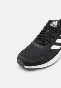 adidas Performance - DURAMO  - Trainings-/Fitnessschuh - core black/footwear white/grey six - 5