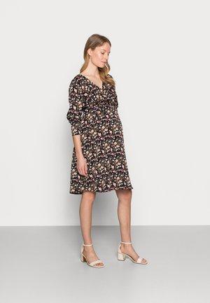 MLANNEMONE DRESS - Denní šaty - navy blazer