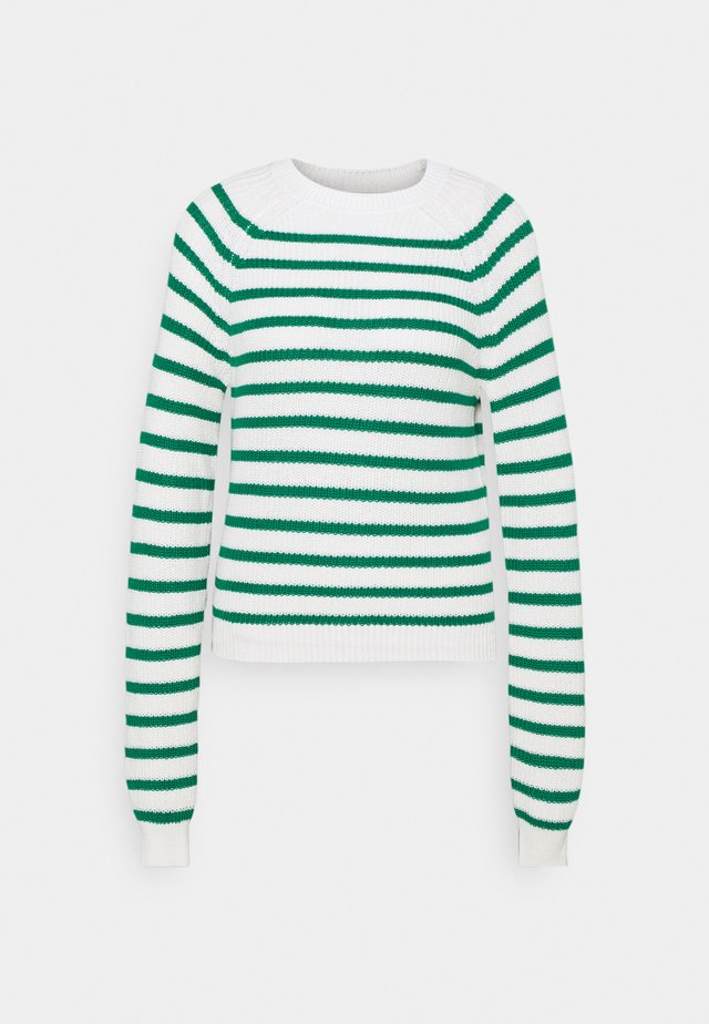 TAMMY O NECK  - Jumper - lush meadow