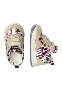 Naturino - IM ZEBRA-DESIGN-PLA - High-top trainers - gold - 1