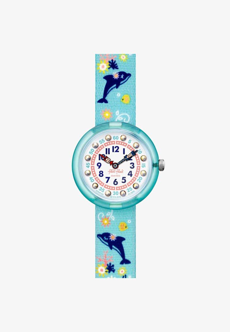 Flik Flak - SWEET DOLPHIN - Watch - blue