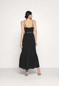 Forever New - TEIRED DRESS - Maxi dress - black - 2