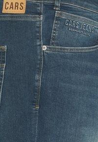 Cars Jeans - BATES PLUS - Straight leg jeans - green cast - 3