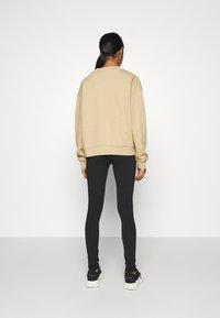Weekday - HUGE CROPPED - Sweatshirt - beige - 2