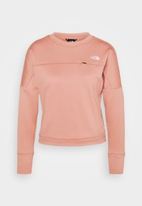 HIKESTELLER VANADIS - Fleecepullover - pink clay