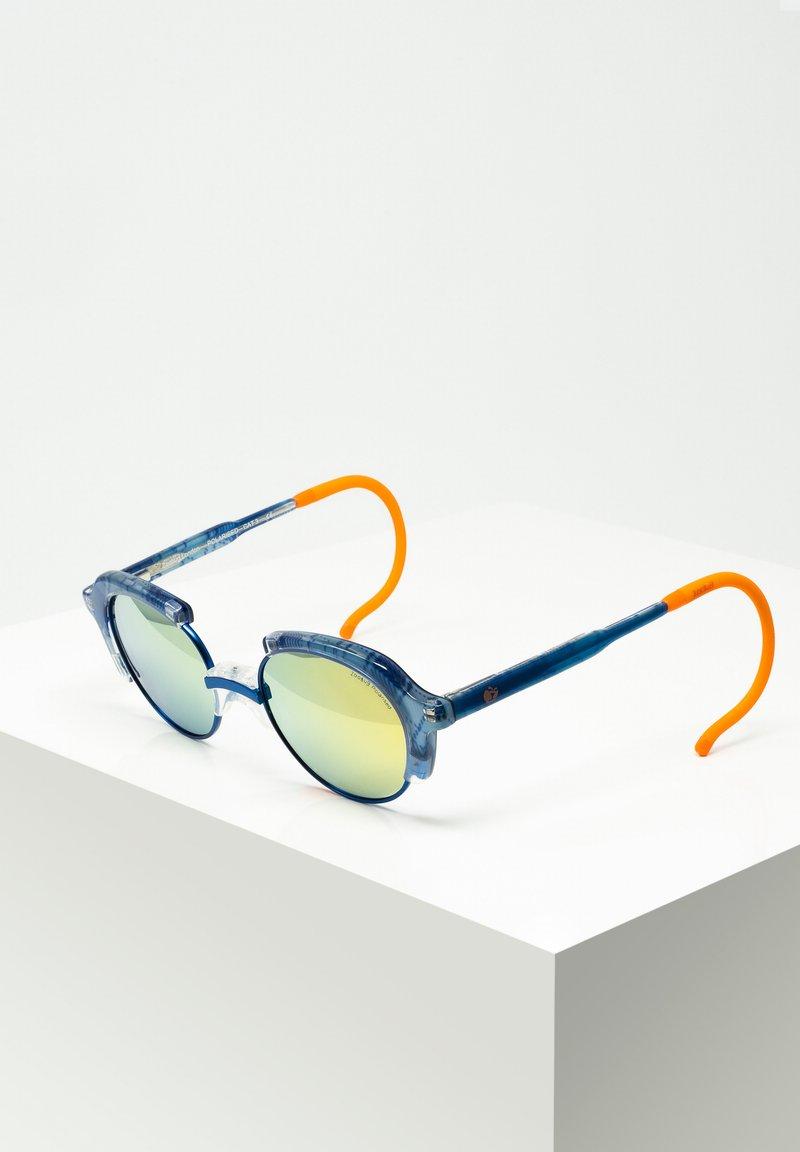 Zoobug - Sunglasses - blu/gry/ta