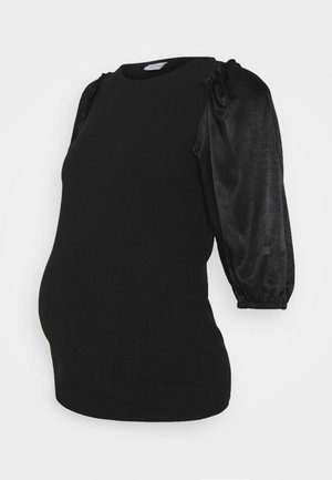 MLLEONIE - T-shirts med print - black