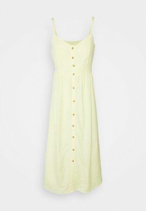 BEACH DRESS - Korte jurk - gelb
