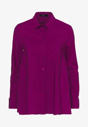 CLEMANDE URBAN - Button-down blouse - funky purple