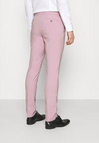 Lindbergh - PLAIN MENS SUIT - Kostuum - purple - 5