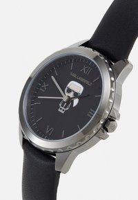 KARL LAGERFELD - IKONIK DIVER STRAP - Watch - gunmetal - 5