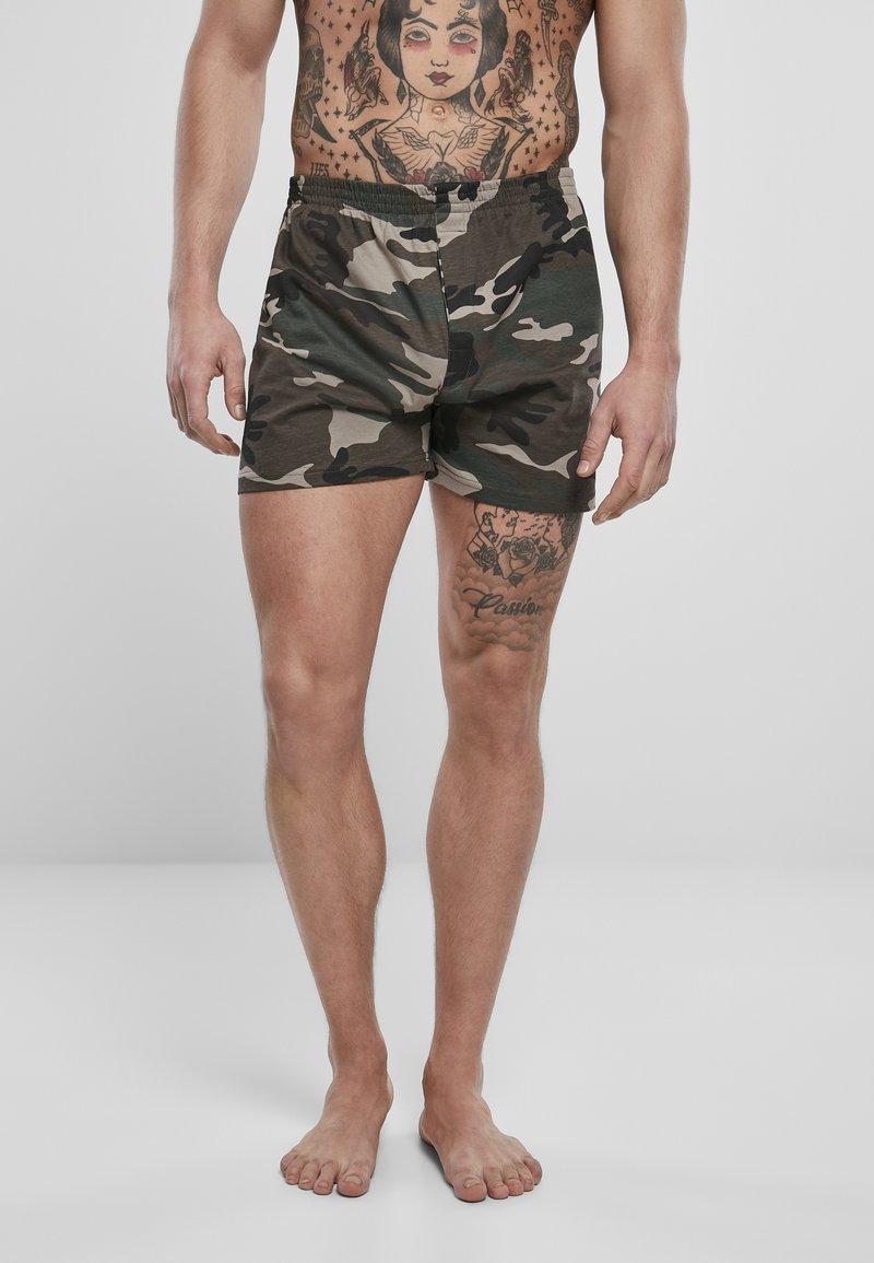 Brandit - Boxer shorts - woodland