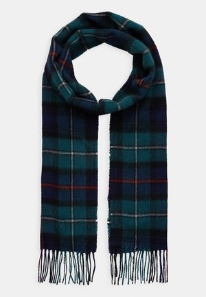NEW CHECK TARTAN SCARF - Scarf - blue