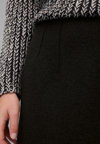 Marc O'Polo - A-line skirt - black - 4