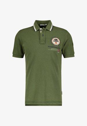 GANDY - Polo shirt - oliv