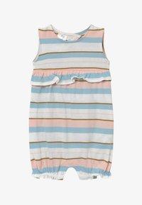 Carter's - STRIPE RUFFLE - Jumpsuit - white, light pink - 2