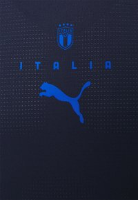 Puma - FIGC PREMATCH - Print T-shirt - team power blue - 2