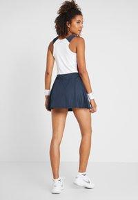 Fila - SKORT ANN - Sportovní sukně - peacoat blue - 2
