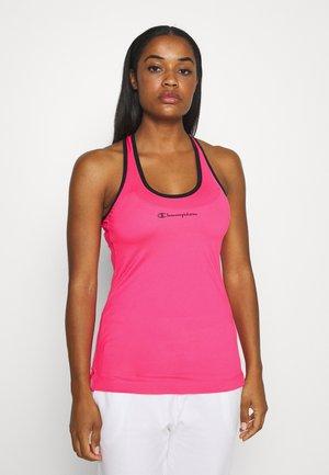TANK - Toppi - neon pink