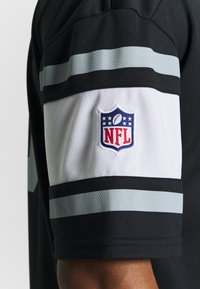 Fanatics - NFL OAKLAND RAIDERS ICONIC FRANCHISE SUPPORTERS JERSEY - Top - black - 5