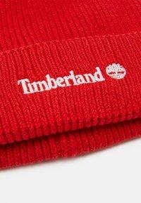 Timberland - PULL ON HAT UNISEX - Čepice - bright red - 2