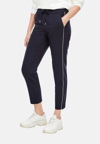 s.Oliver - Tracksuit bottoms - dark blue - 3