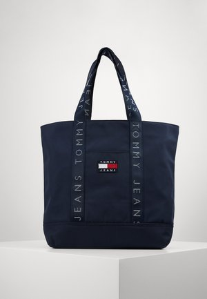 HERITAGE TOTE - Tote bag - blue