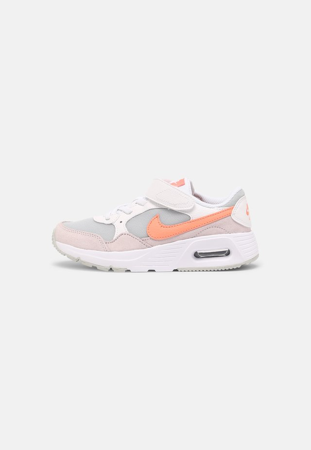 AIR MAX SC BPV UNISEX - Sneakers laag - white/crimson bliss/light violet/pure platinum