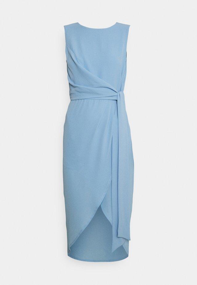 RUBY DRESS - Juhlamekko - blue