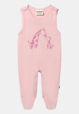ROMPER BASIC LINE - Tuta jumpsuit - rosa